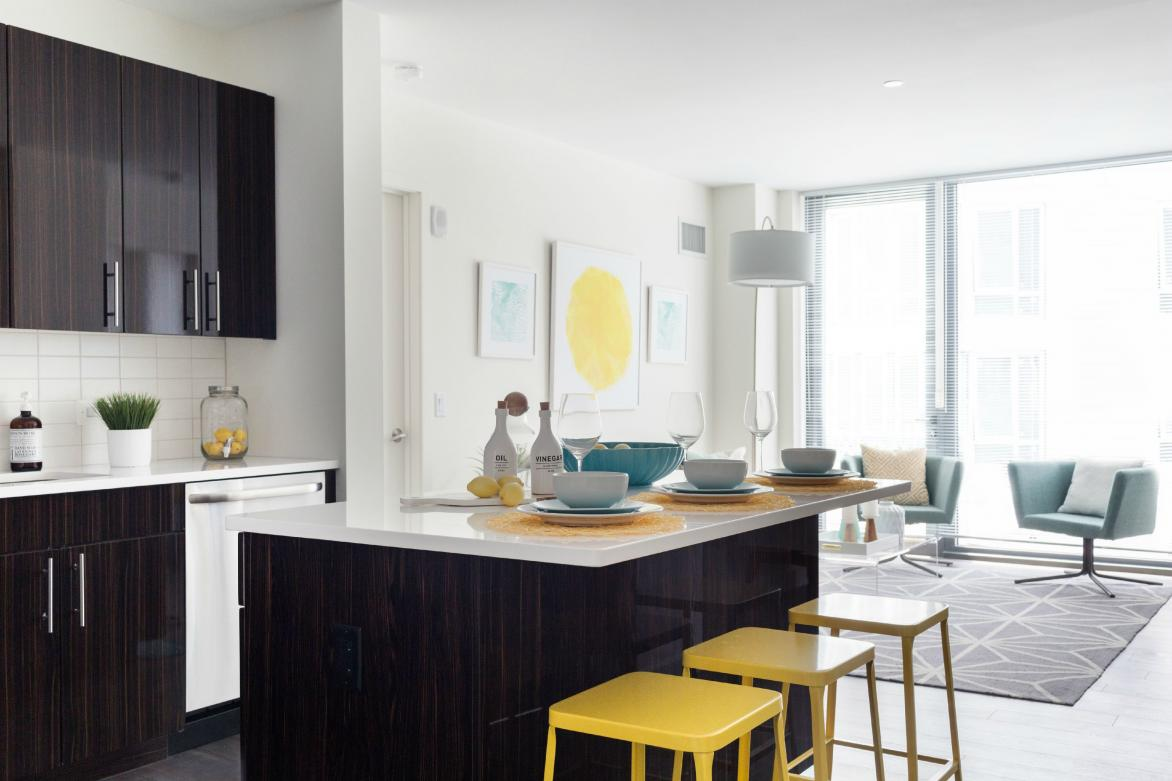Photos of Our Luxury Apartment Homes in Allston | Photos