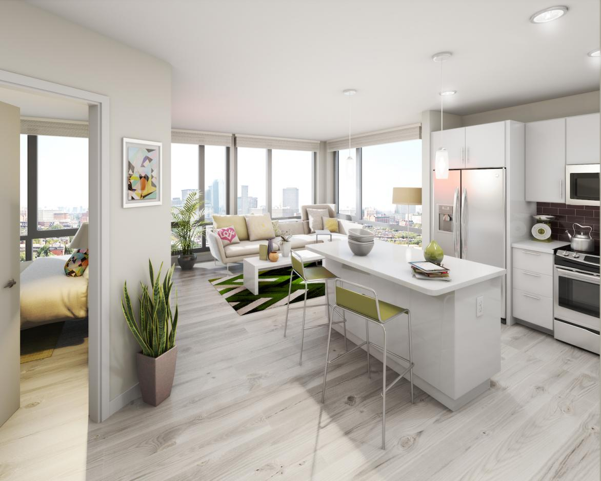 Photos Of Our Luxury Apartment Homes In Allston Photos