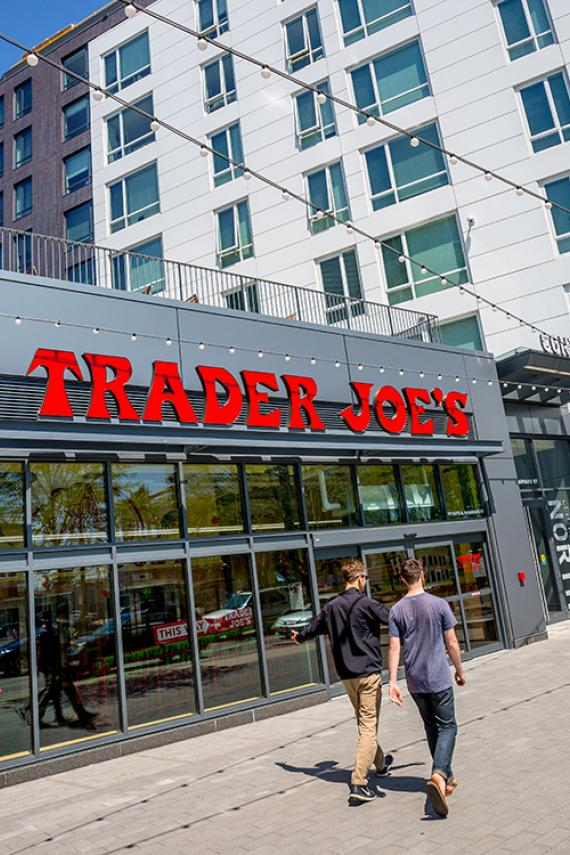 Trader Joe's Allston at Continuum